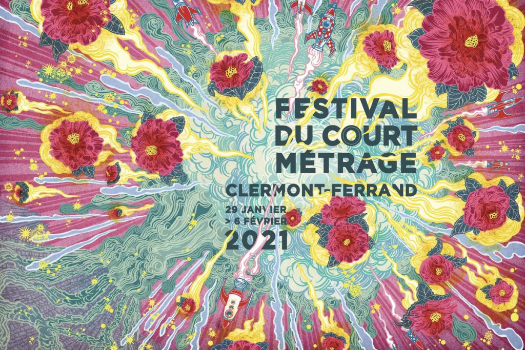 © Festival international du court-métrage - graphisme Yuko Shimizu