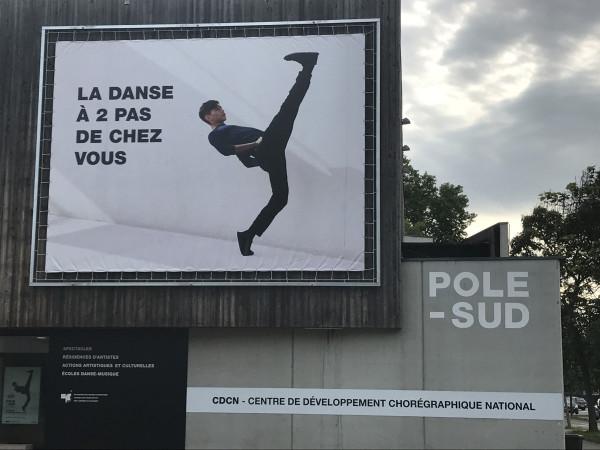 POLE-SUD CDCN STRASBOURG