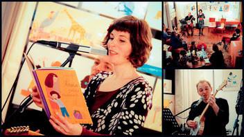 Pas de frontières pour les oiseaux, lecture musicalisèe dès 5 ans
