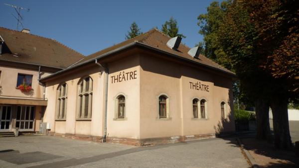 Salle de théâtre Christiane Stroë