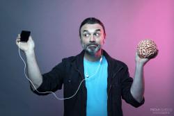 C'est pas moi c'est mon cerveau (disponible).