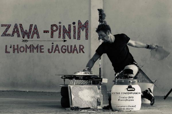 Zawa-Pinim, l'homme Jaguar