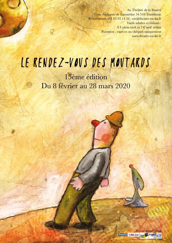 Théâtre jeunesse festival Rendez-vous-Moutards 2020