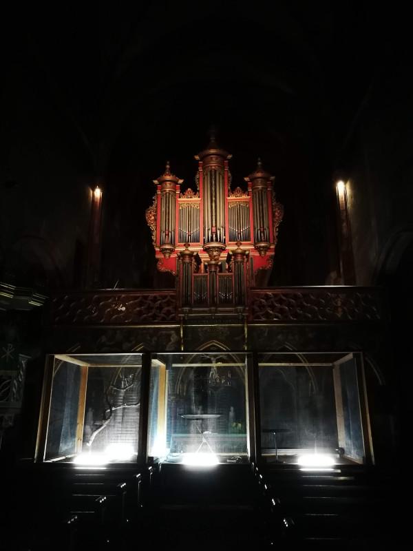 Chants d'oiseaux, Eglise St Pierre Le Jeune, Strass'Orgues