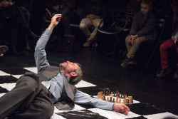 Auguste ne sait plus grand chose du monde (Pierre Soletti), spectacle tout public