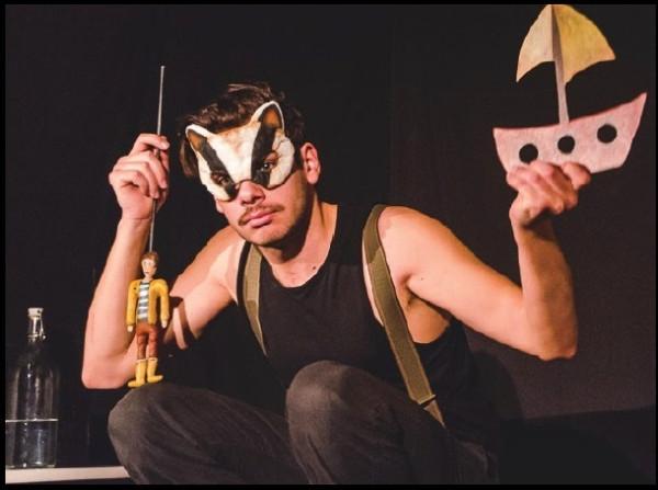 Petit théâtre nomade, spectacle à partir de 4 ans