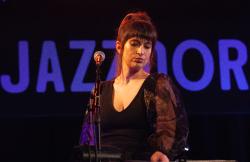 """Marine Pellegrini pour """"Claire Venus"""" à l'occasion du 34ème festival Jazzdor"""