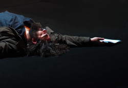 L'Au-delà d'après Didier-Georges Gabily / Création janvier 2019 / Arsenal - Cité musicale de Metz