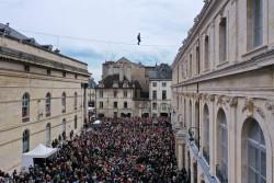 Underclouds Cie / Réouverture du Musée des Beaux Art de Dijon - 2019