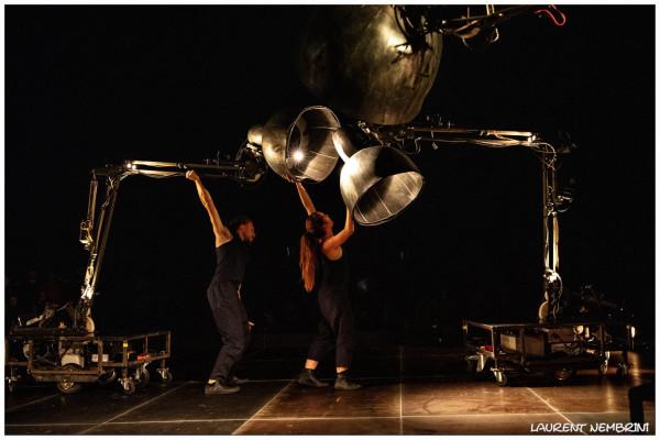 Le Ballet des Architectes (création 2019-2020)