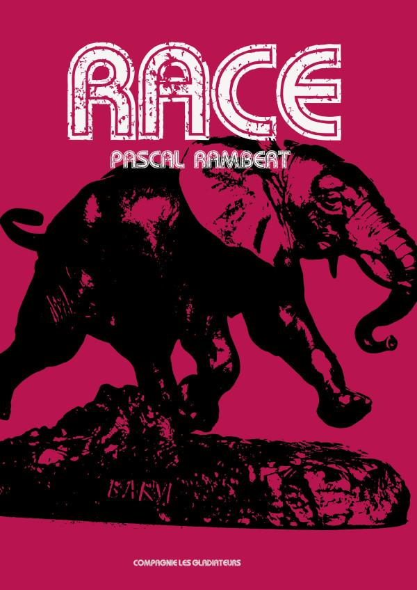 """""""RACE"""" Pascal Rambert tournée lectures dans les établissements scolaires. Recherche des résidences en cours. Avec Houaria Kaidari, Achille Gwem, Antoine Pham. Direction Beatriz Gutiérrez."""