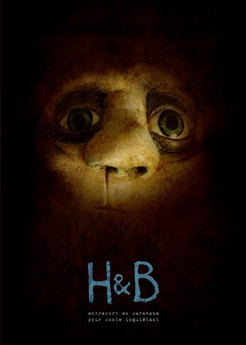 H&B / Entresort en caravane pour conte inquiétant