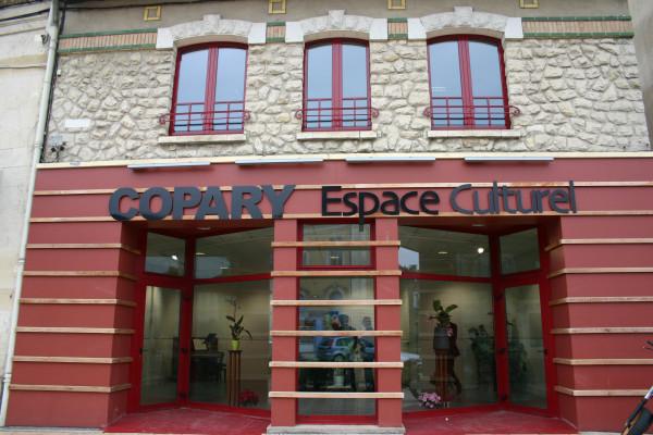 Espace Culturel de la COPARY à Revigny-sur-ORNAIN