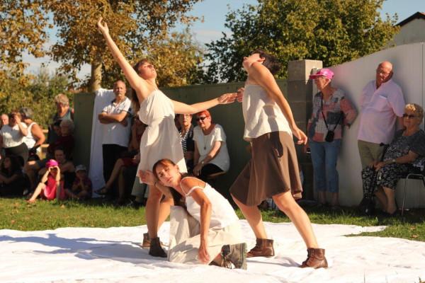 Danse au Lavoir - Remmenecourt