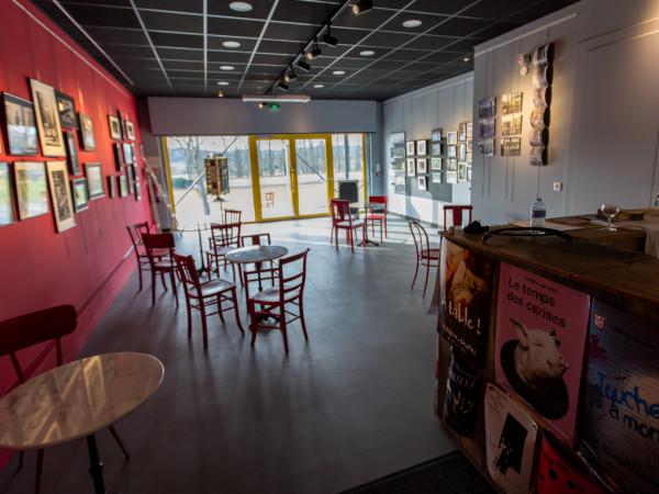 Espace accueil et expositions