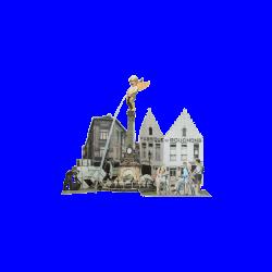 Villes de Papier (créations en cours depuis 2014)