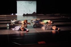 Cie Kalijo en répétition - Création Marion(s)