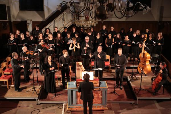 """Concert Bach """"Cantates"""" - Église Ste-Aurélie, Strasbourg, 21 novembre 2019"""