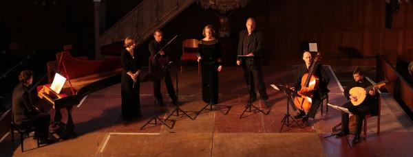 """Concert Monteverdi """"De la lettre à l'esprit"""" - Église Ste-Aurélie, Strasbourg, 19 janvier 2020"""