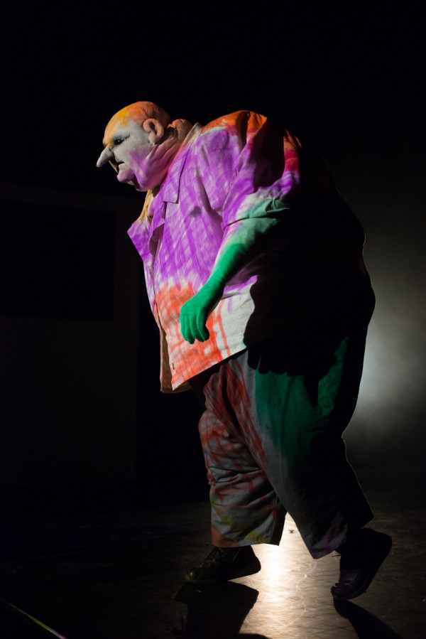 Grasse Carcasse, mise en scène de Marion BELOT