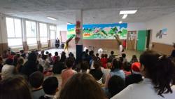A Fil Décousu à l'école Mougne Tixier à Reims