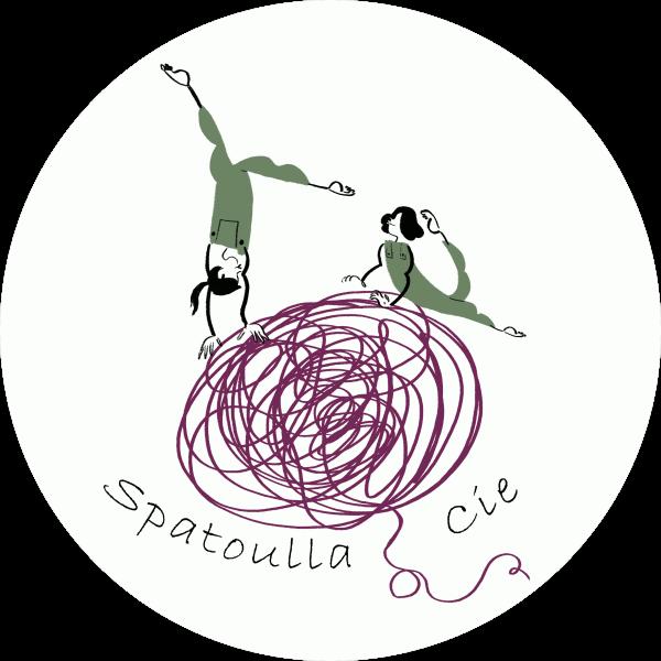 Logo de la Spatoulle Cie
