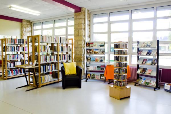 Bibliothèque de Mouzon