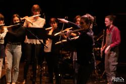 Soirée concert classes de flûtes + Antiloops