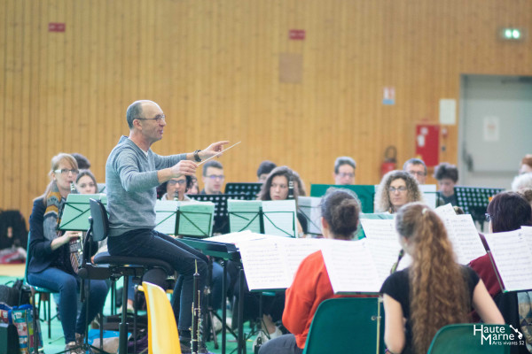 Orchestre départemental 52