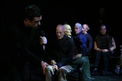 Les Aveugles, de Maurice Maeterlinck. Mise en scène Bérangère Vantusso (2008)