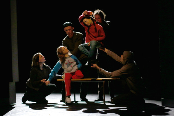 Le Rêve d'Anna, d'Eddy Pallaro. Mise en scène Bérangère Vantusso (2014)