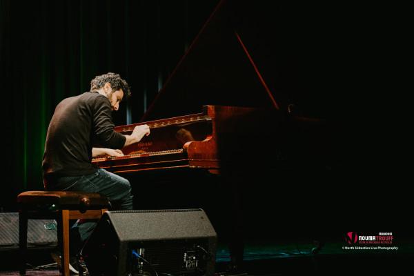 Concert de Faraj Suleiman à Matisse (Génériq - Noumatrouff) 07/02/2019