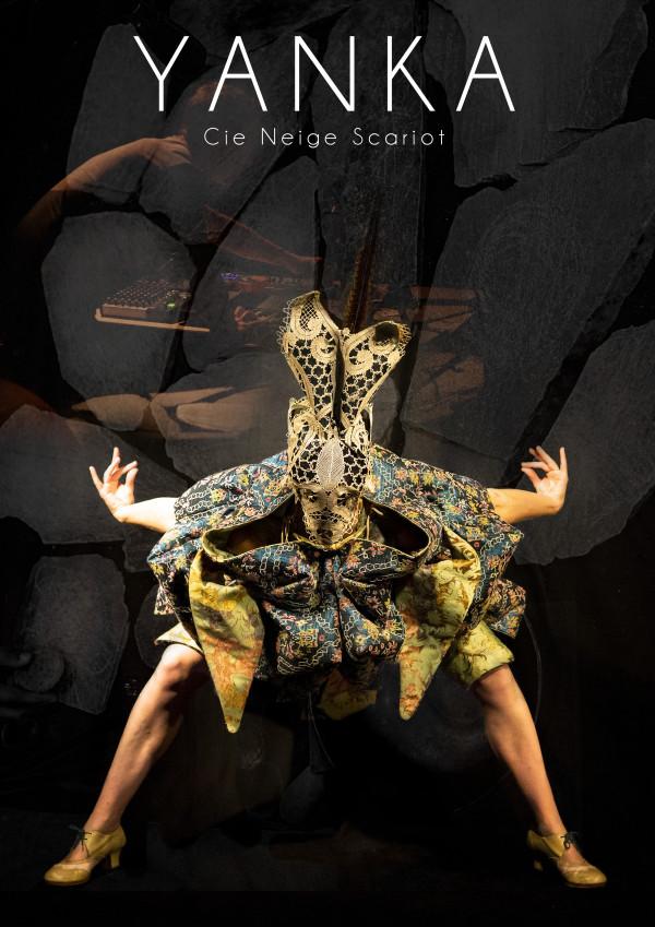 YANKA création 2021; 1h; danse/musique/marionnette