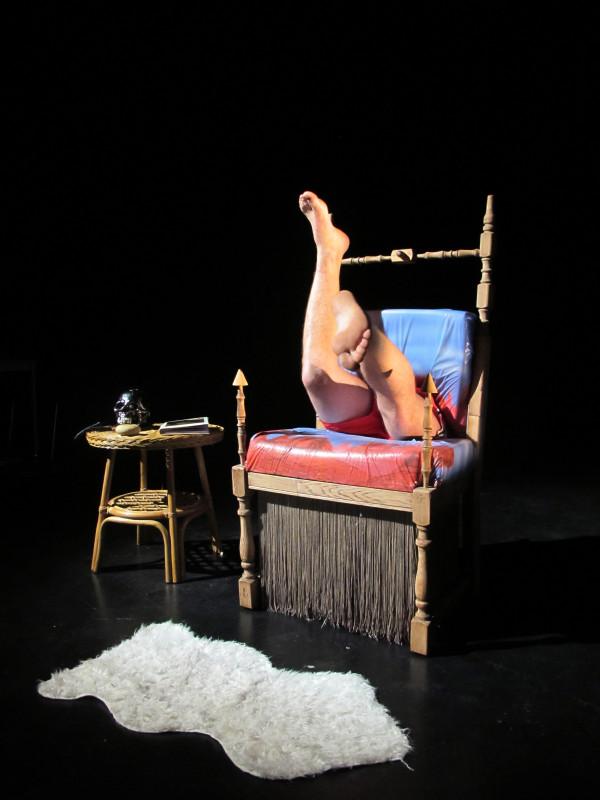 Spectacle jeune public Jungle Space in America/ Février 2016/ Théâtre Jacques Brel de Talange