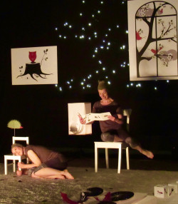Korokoro, spectacle d'après le livre d'Emilie Vast