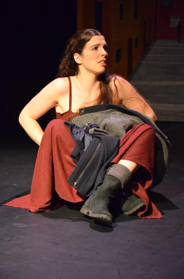 Spectacle de théâtre Femmes en exil