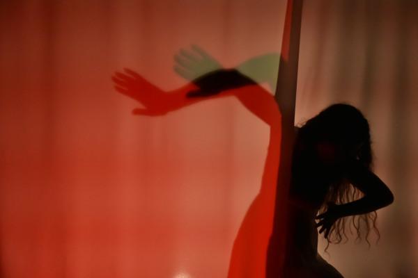 travail de l'ombre dans le spectacle L'enfant