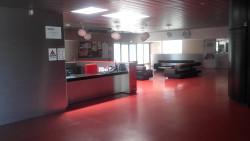 Entrée principale hall Centre Europe