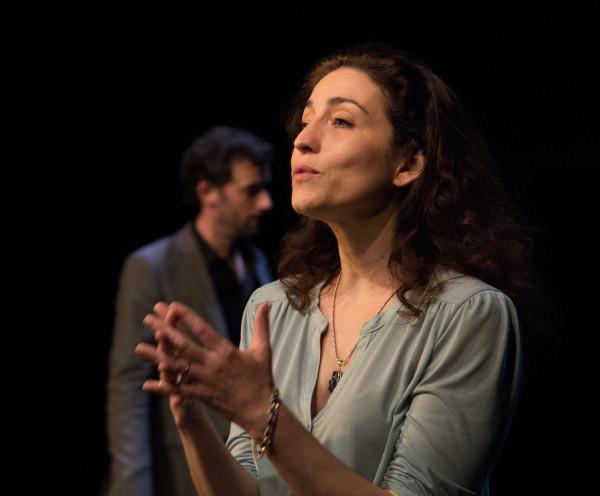 Je t'écris mon amour de Emmanuel Darley - Festival On n'arrête pas le théâtre, Paris, 2017