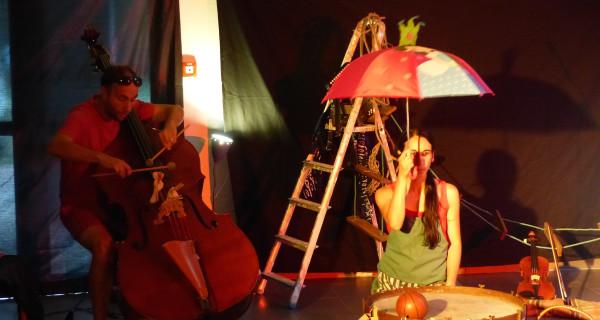 El cocodril'eau / Musique éclaboussée de danse et théâtre