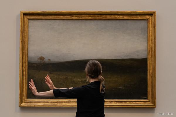 Visite Dansée, Musée des Beaux-Arts et d'archéologie de besançon