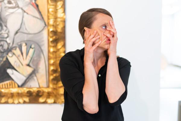 Visite dansée, musée des Beaux-Arts de Nancy