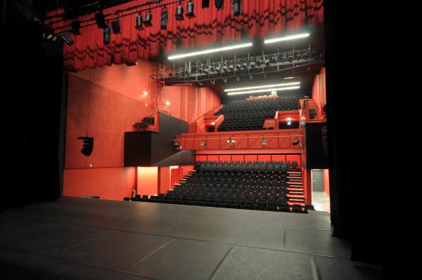 Salle Yvan Goll / Espace Georges Sadoul