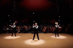 Concert jonglé, septembre 2018