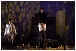 Trois pièces en un acte, de Tchekhov - 2018