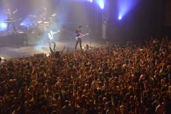 Les Fuseaux - configuration concert