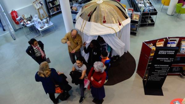 Les Contes du parapluie